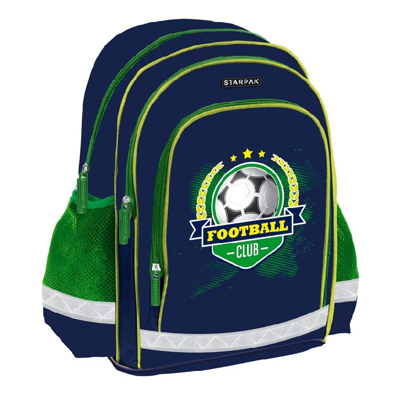 454755f76dd74 Plecak szkolny Football Football